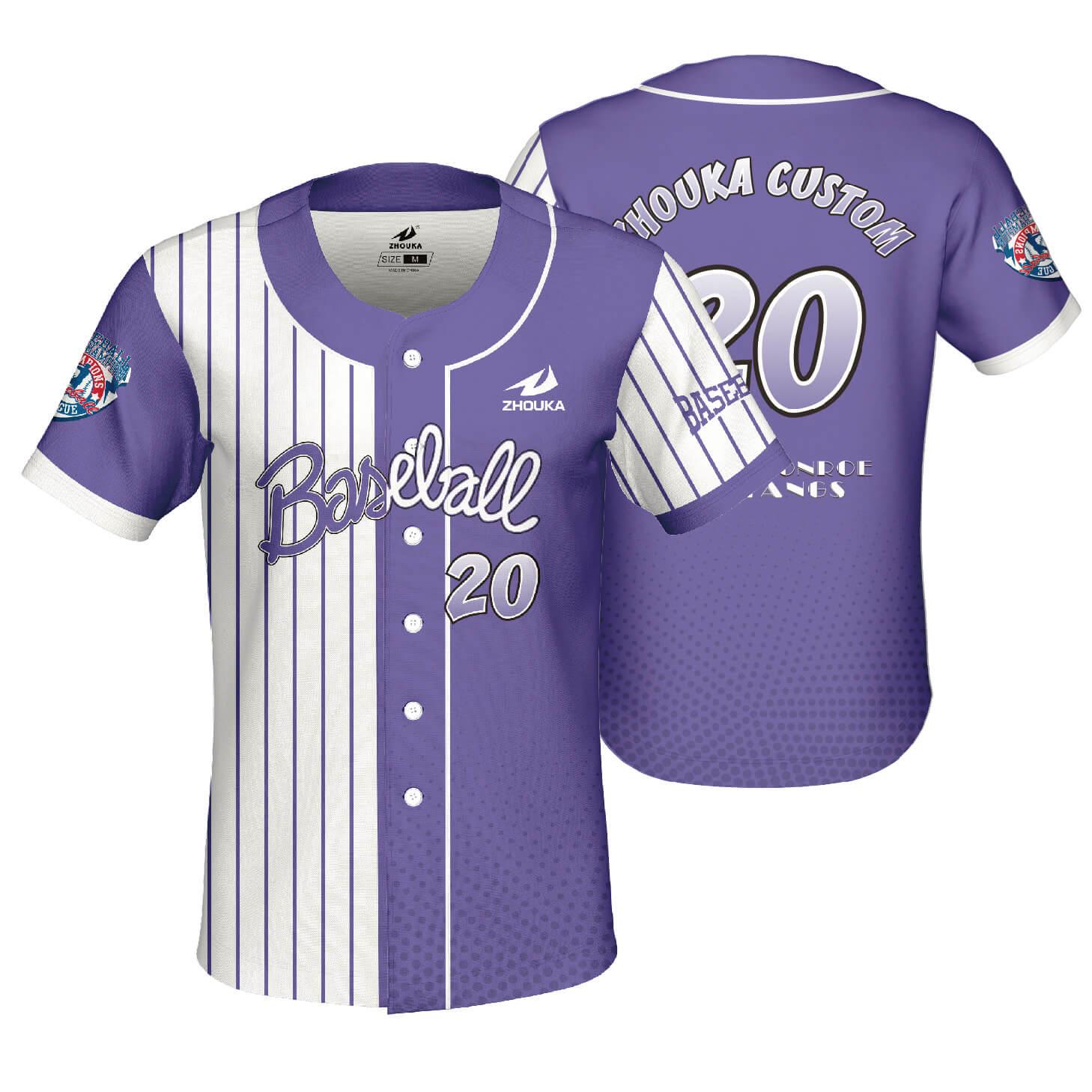 棒球服队服