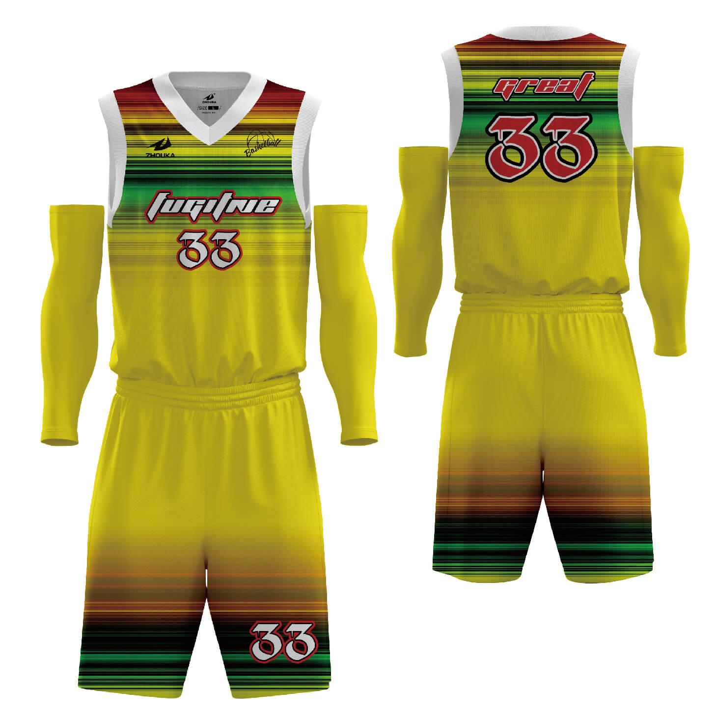团队篮球服定制自主设计篮球服logo定制套装