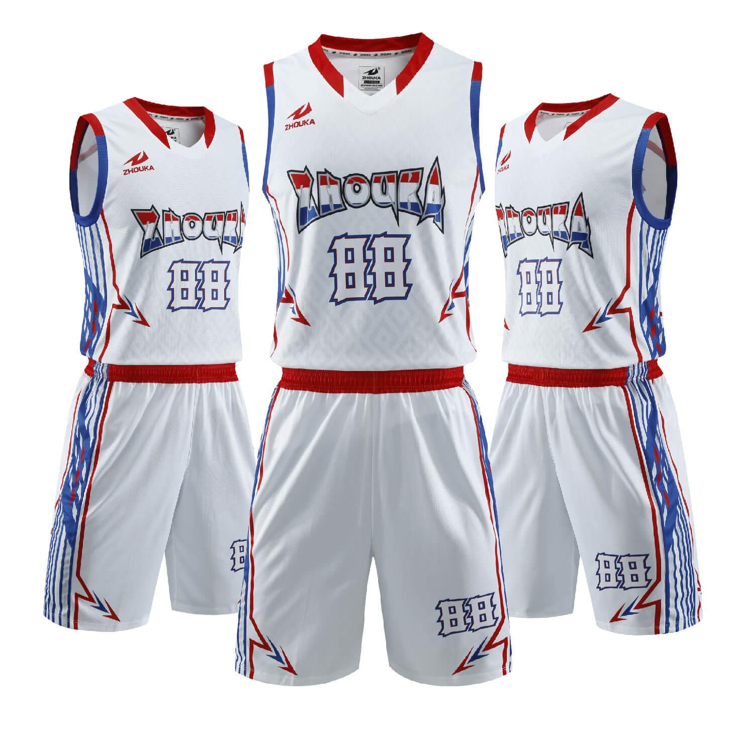 篮球服DIY