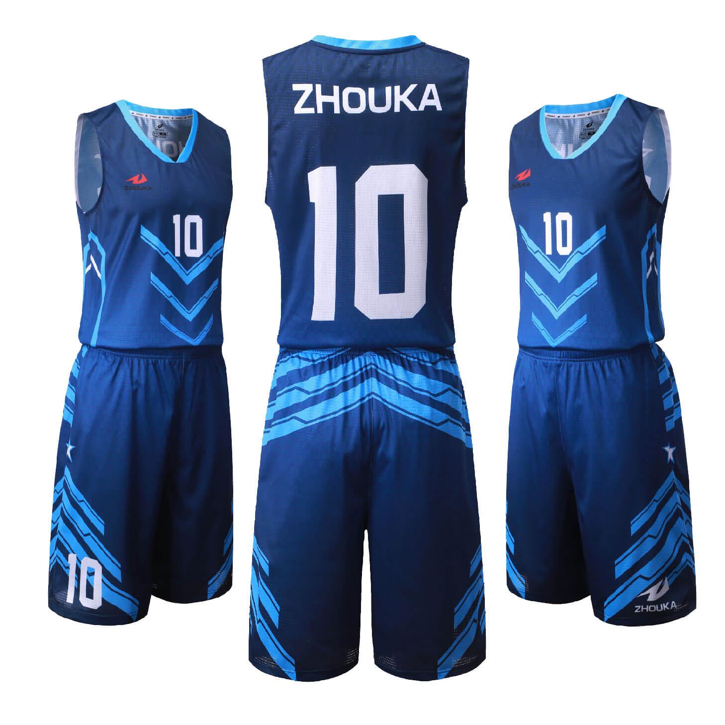 篮球服DIY定制
