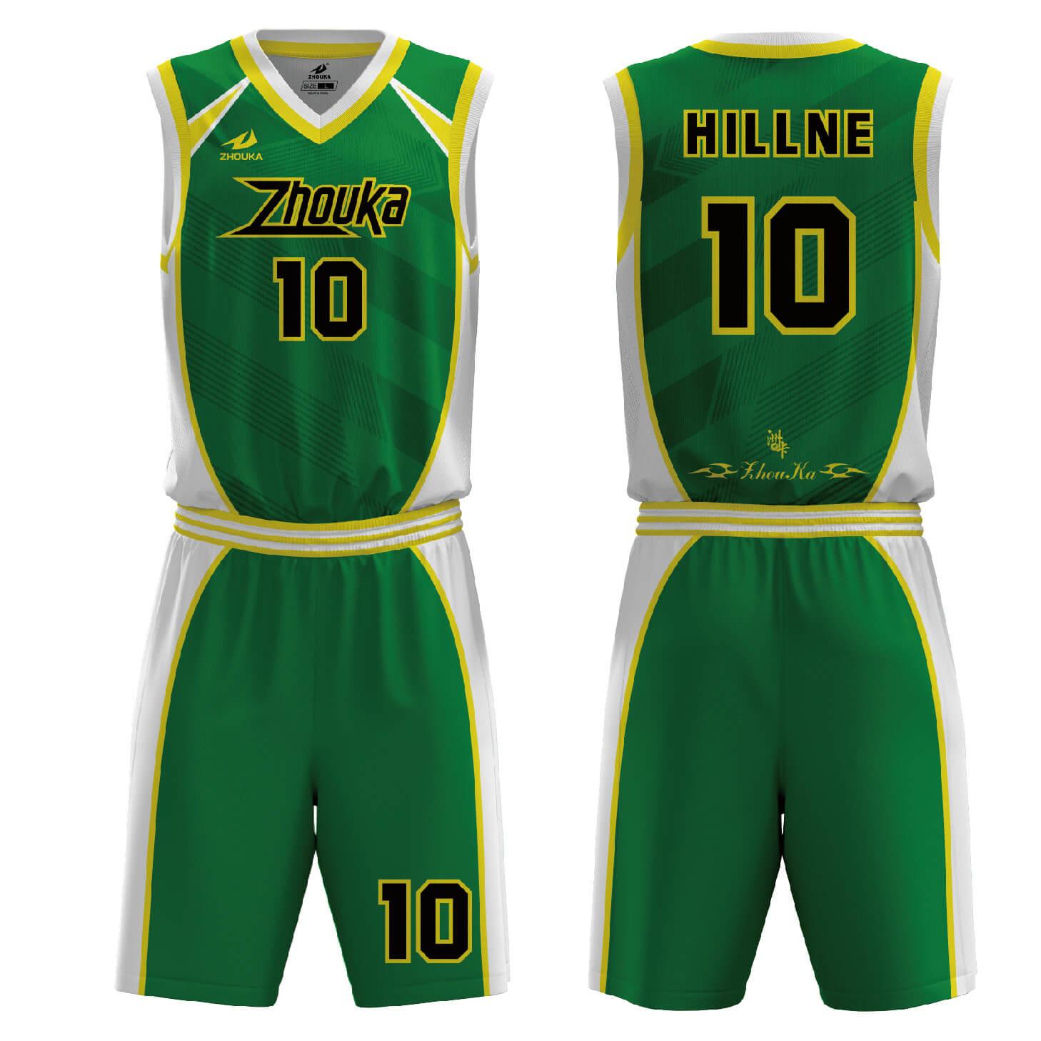 专业定制速干透气男士运动运动服篮球服