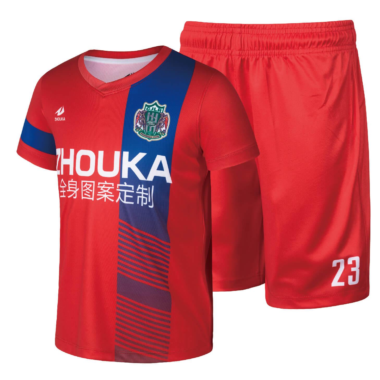 儿童足球服