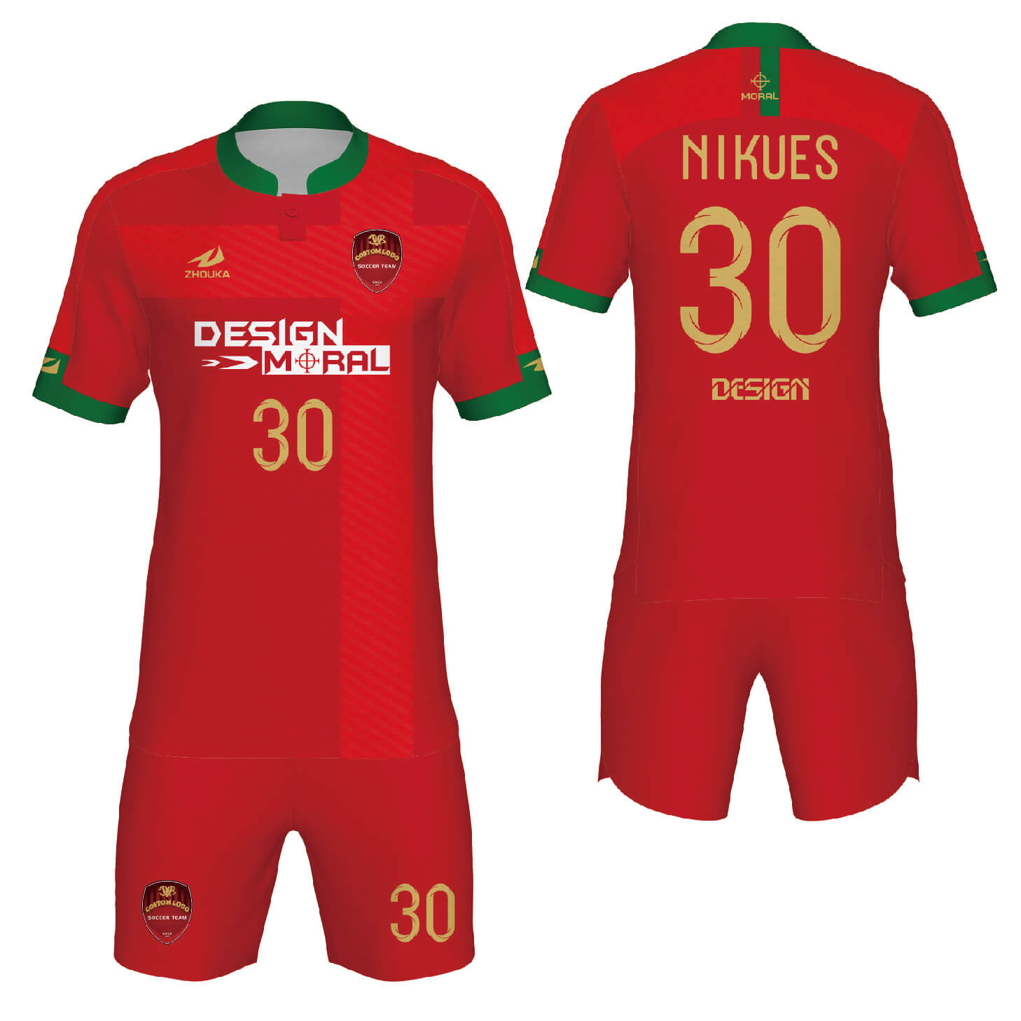足球球衣设计完全升华设计团队或俱乐部的足球服